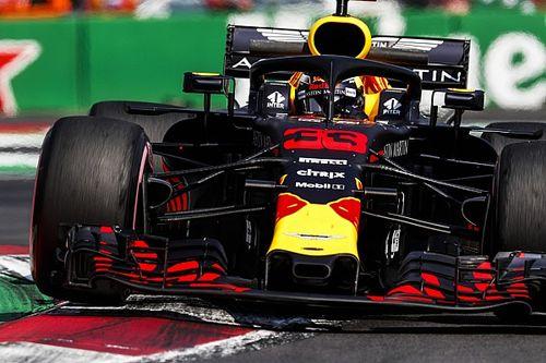 Verstappen ook snelste in derde training Grand Prix van Mexico