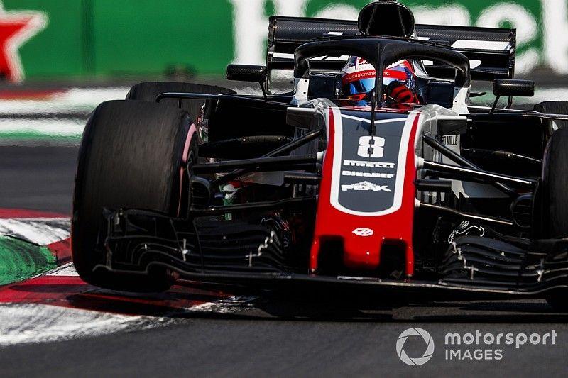 """Grosjean: """"Ça ne colle pas entre Mexico et Haas!"""""""