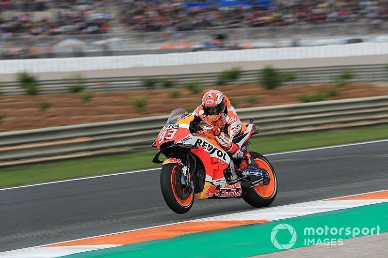 """Marquez overcame crash pain to """"save"""" his qualifying"""