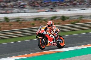 "Marquez overcame crash pain to ""save"" his qualifying"