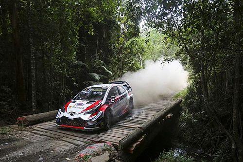"""Le Rallye d'Australie """"au milieu de nulle part"""" frustre les équipes"""