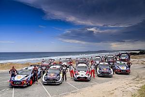 WRC confirma su calendario 2019 con tres rallies en latinoamérica