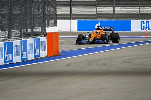 McLaren's mistake in Sochi F1 race not only its weather forecast