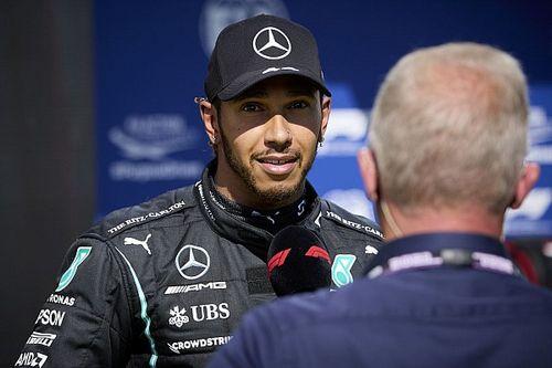 Ezzel a körrel szerezte meg Hamilton a pole-t Magyarországon (videó)