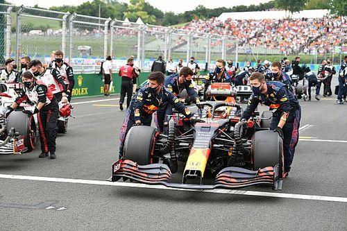 Red Bull Racing Akan Bekerja Lebih Keras demi Gelar F1 2021