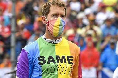 """Vettel : """"Certains sujets sont trop importants pour être négligés"""""""