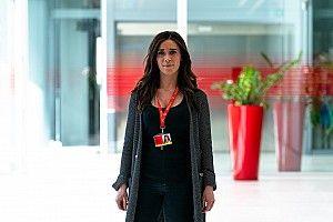 """Montorsi: """"Essere donna e lavorare in Ferrari, ecco cosa significa"""""""