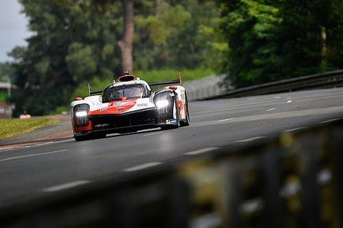 Conway, Kobayashi en Lopez winnen 24 uur van Le Mans voor Toyota