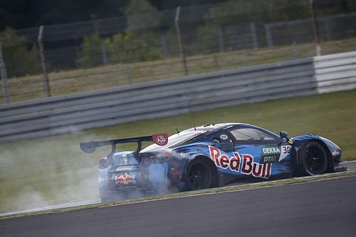 Lawson won't cut back on aggression after Nurburgring DTM crashes