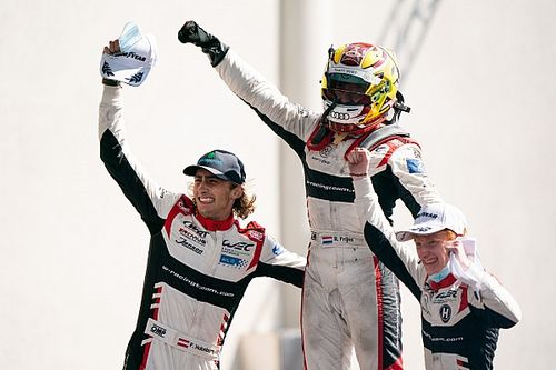 """Frijns: """"Everything went wrong"""" before shock LMP2 win"""