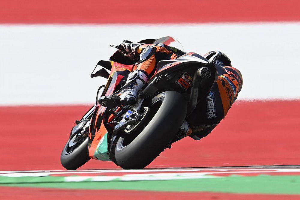 Michelin past bandenkeuze aan voor tweede MotoGP-race in Oostenrijk