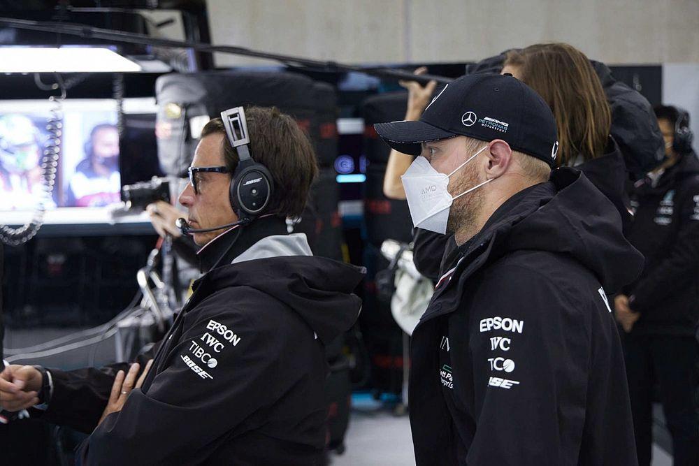"""Mercedes: """"Bottas'la devam etmeme kararı bizim için kolay değildi"""""""