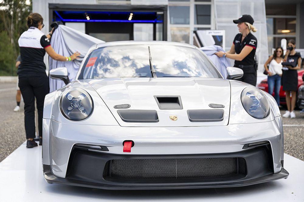 Carrera Cup Italia, svelata anche in Italia la nuova 911 GT3 Cup