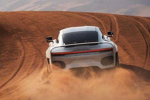 ¿Un Porsche para atravesar dunas? Así es el Marsien