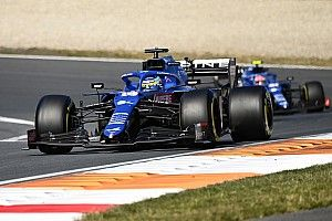 Alonso: 'Pure luck' unseen Turn 3 lock up didn't result in crash