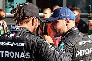 """Bottas: """"Hamilton'ın en hızlı turu atacağını biliyordum"""""""