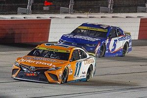 The NASCAR Cup Series playoff picture entering Richmond