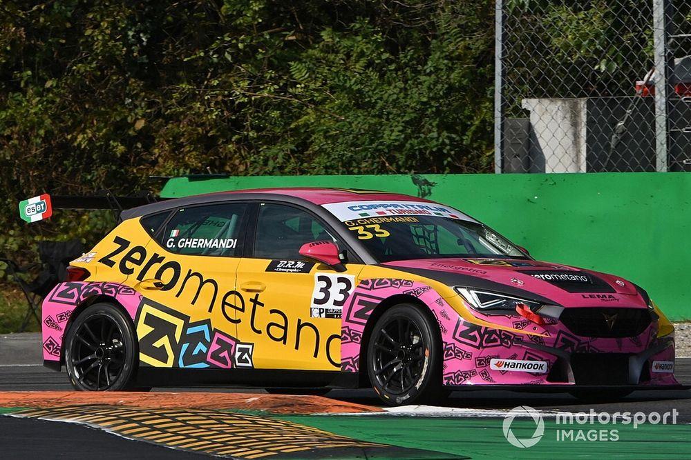 Ghermandi debutta con una Cupra nel TCR Europe a Barcellona