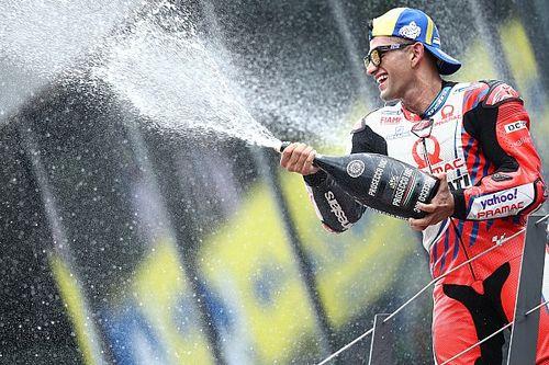 Stats - Jorge Martín, nouveau prince du MotoGP