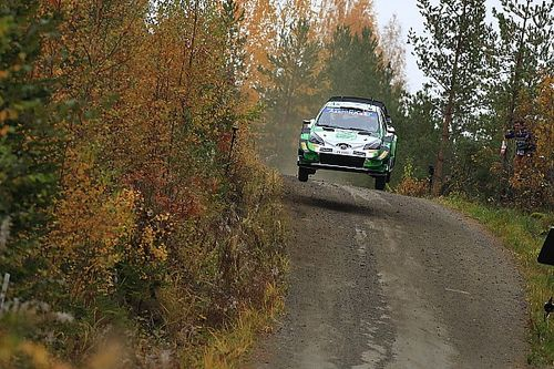 Lappi realistic on WRC return as 2022 drive looms