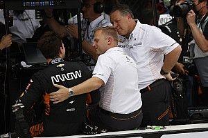 O'Ward alista su test con McLaren en Woking