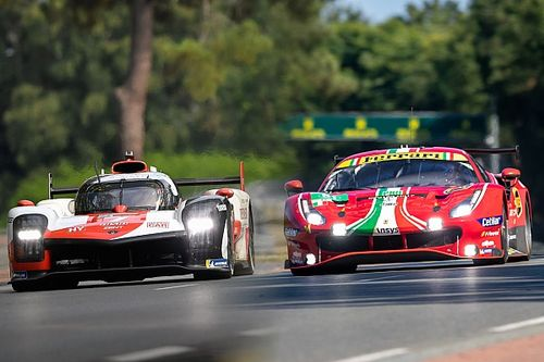 Report Le Mans: Toyota batte i gufi, Ferrari trionfo del futuro
