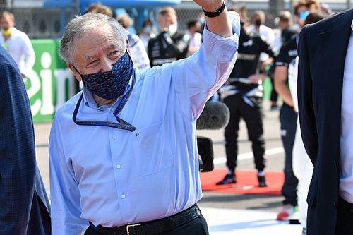 """Todt: """"Il Motorsport è un laboratorio per la sicurezza stradale"""""""
