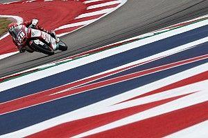 Americas Moto3: Guevara declared winner of red-flagged COTA race