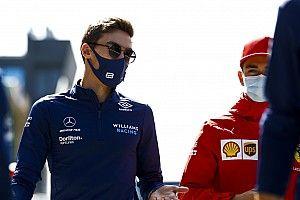 Brit sajtó: Russell Zandvoortban aláírt a Mercedeshez