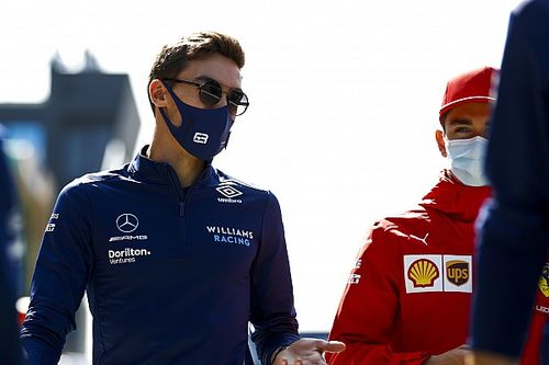George Russell Klaim Takkan Jadi Pembalap Nomor Dua di Mercedes
