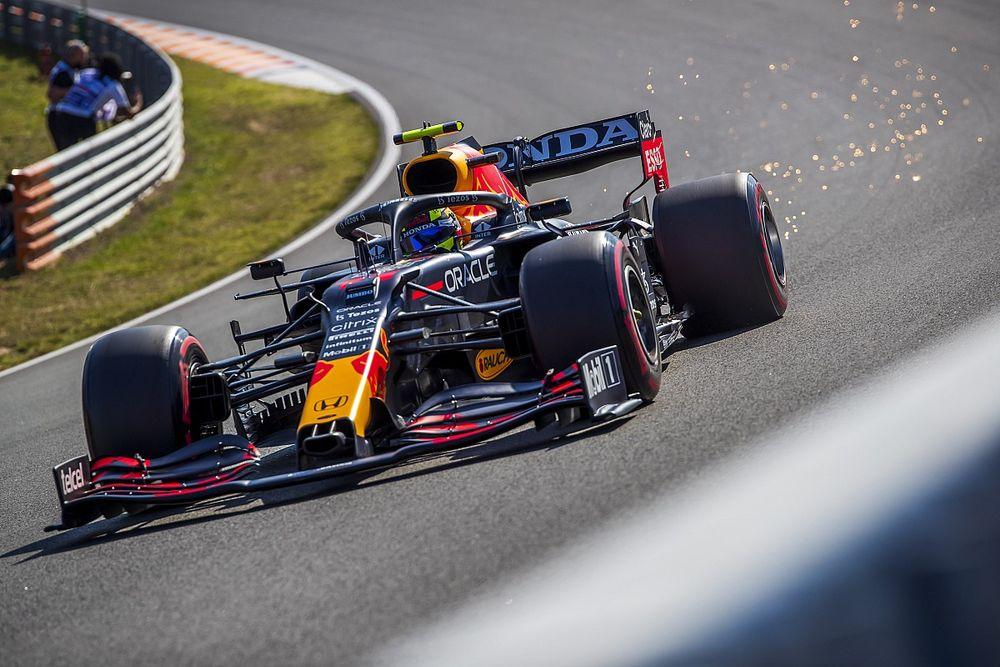 Perez ve Latifi, Hollanda Grand Prix'sine pit yolundan başlayacak