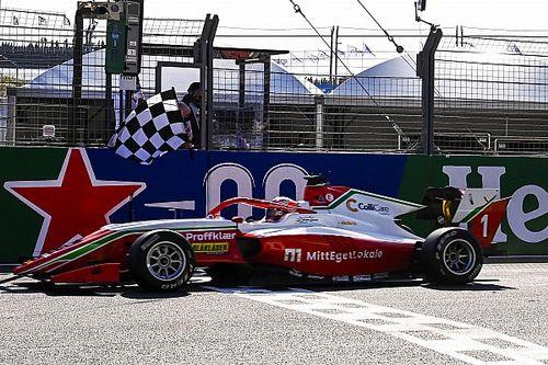 F3ザントフールト:レース3はランキング首位のハウガーが完勝。岩佐は序盤でつまずき11位フィニッシュ