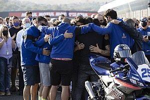"""二輪レースの未来へ……ディーン・ベルタ・ビニャーレスのレース中事故死受け、""""対策""""への動きが始まる"""