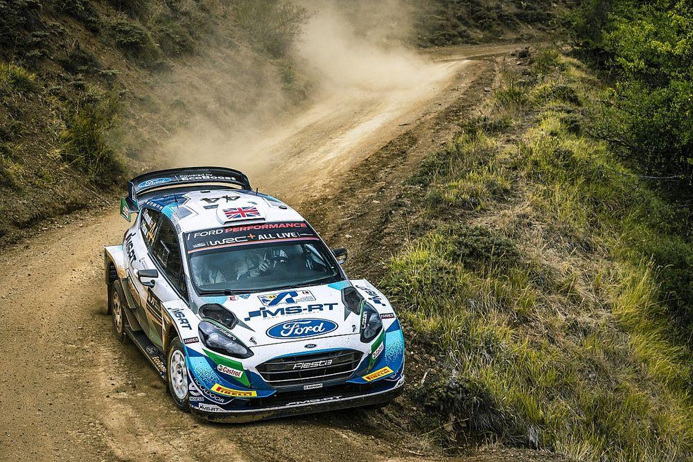 Spełnione oczekiwania zespołu M-Sport Ford
