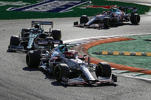 Grand Prix Włoch: Okrążenie po okrążeniu