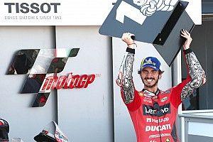 Valentino Rossi, maître et gourou de Pecco Bagnaia avant sa victoire