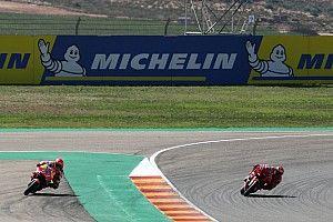Michelin, 2026 yılına kadar MotoGP'ye lastik sağlayacak