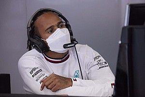"""A Mercedes """"spontán"""" fog dönteni Lewis Hamilton motorcseréjéről"""