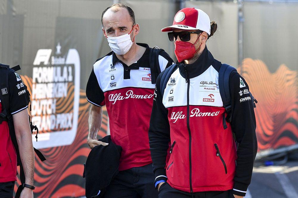 Kubica eleinte azt hitte, hogy ő produkált pozitív COVID-tesztet