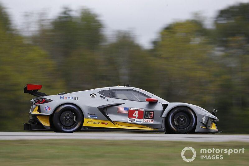 IMSA VIR: Corvette's Tandy and Milner win as Garcia takes out GTD leader
