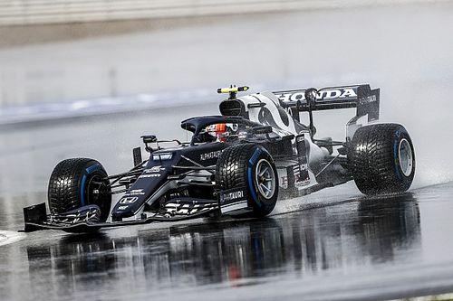 F1, Istanbul, Libere 3: Gasly sul bagnato davanti alle Red Bull