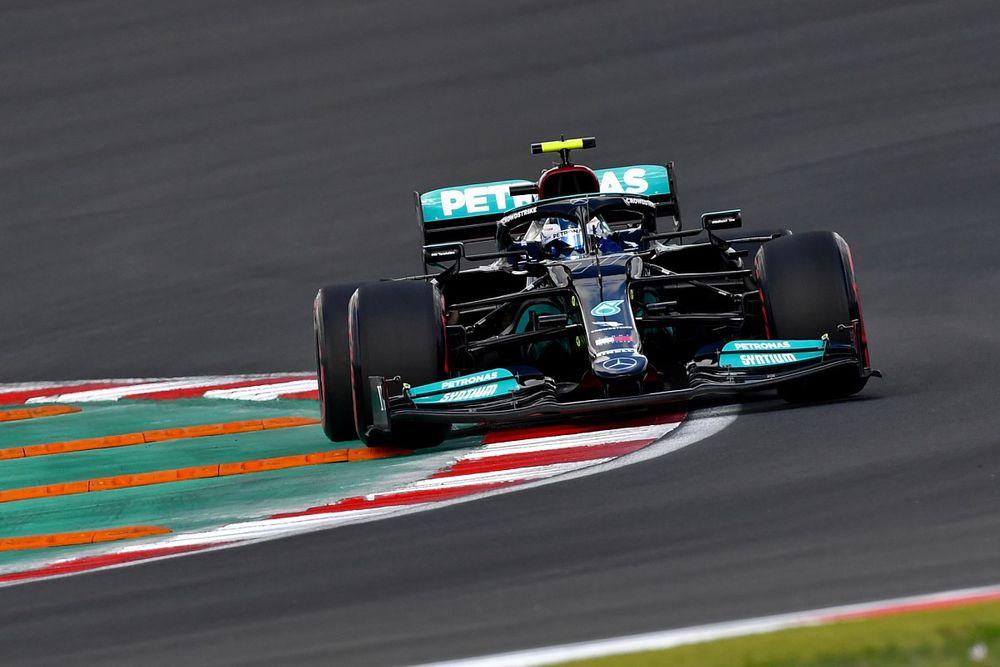 """Bottas, pole in Turchia: """"Il massimo per me e Mercedes"""""""