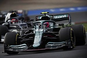 Aston Martin Tak Sesali Keputusan Sebastian Vettel di GP Turki