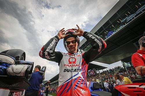 Los éxitos de Martín llegan 'tarde' para saltar a Ducati oficial en 2022