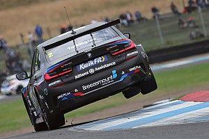 Knockhill BTCC: Turkington pips Proctor to claim pole