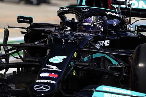 """Hamilton: """"Mercedes veloci, ma non perfette. Sogno la doppietta"""""""