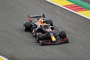 Hasil FP2 F1 GP Belgia: Verstappen Tercepat lalu Hilang Kontrol