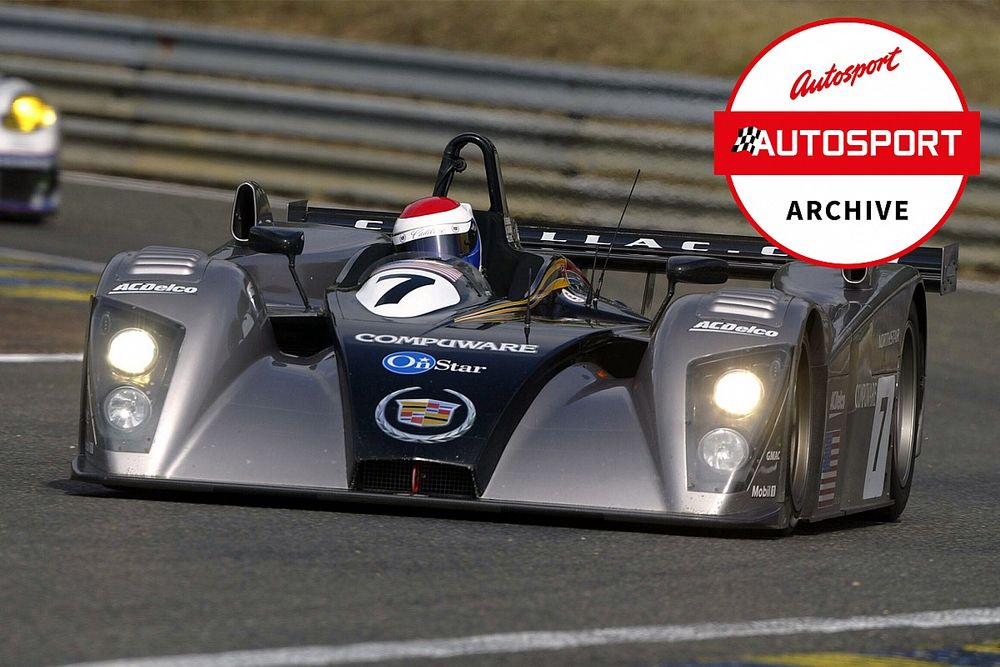Archive: Why Cadillac's previous Le Mans bid was doomed from the start