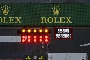 Miért adtak hivatalosan csak 1 megtett kör után pontokat a Belga Nagydíjon?