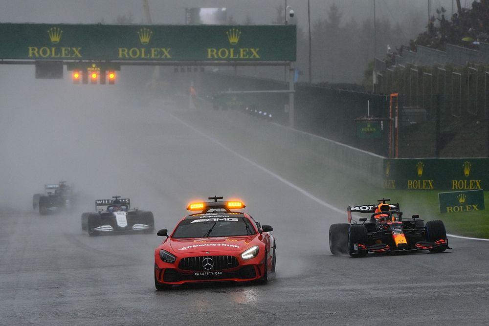 Penjelasan Mengapa Hasil Balapan Absurd F1 GP Belgia Sah